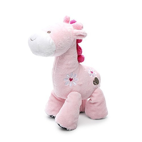 Large Plush Giraffe (Carters Musical Moving Plush Pink Giraffe)