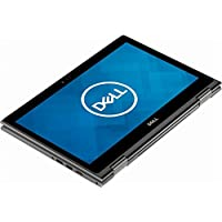 2018 Flagship Dell Inspiron 2-in-1 13.3 Full HD IPS Touchscreen Business Laptop/Tablet,AMD Quad-Core AMD Ryzen 5 2500U up to 3.6GHz 16GB DDR4 256GB SSD Waves MaxxAudio Pro HDMI USB Type-C WLAN Win 10