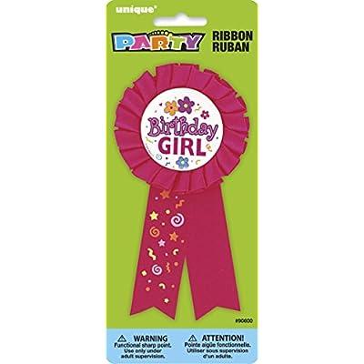 Birthday Girl Award Ribbon: Kitchen & Dining