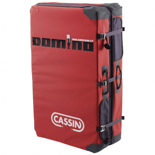 Camp Domino crash pad red/black by Camp