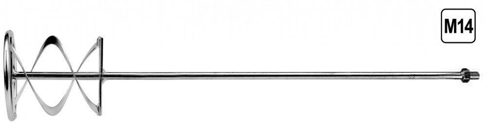 Rührer Mischer Mörtelrührer Rührstab Quirl ø 135 mm M14 TOOLTRADERS