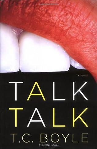 book cover of Talk Talk
