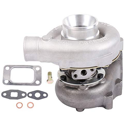 - ECCPP Turbo Turbocharger Fits 1994-2001 Acura Integra 1990-2015 Honda Civic 1993-1997 Honda Civic del Sol 1988-1991 Honda CRX 1990-2001 Honda Prelude Compatible with SDD-TBCT04E63 Turbocharger
