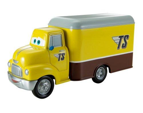 Disney / Pixar CARS MAINLINE 1:55 Die Cast Car Oversized Dustin Mellows [Retro Radiator Springs 4/8]