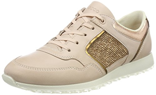 Ladies da ECCO Rose Scarpe Dust Bronze Donna Dust Rosa Ginnastica Sneak Basse Rose t55Cxrwqg