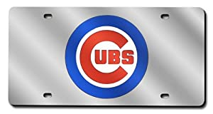MLB Chicago Cubs Laser Tag (Silver)