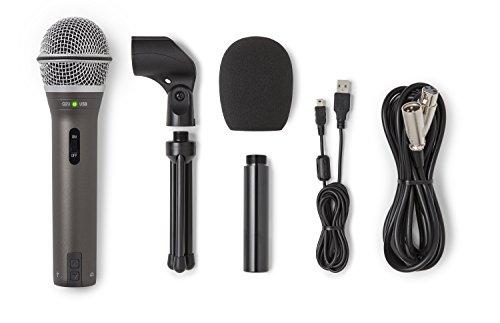 samson q2u handheld dynamic usb microphone recording and podcasting pack buy online in uae. Black Bedroom Furniture Sets. Home Design Ideas