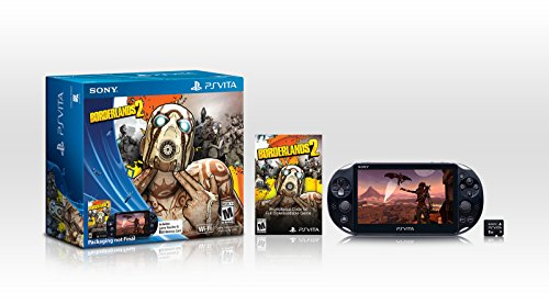 Borderlands Bundle Ps Vita (Playstation Digital Cables)