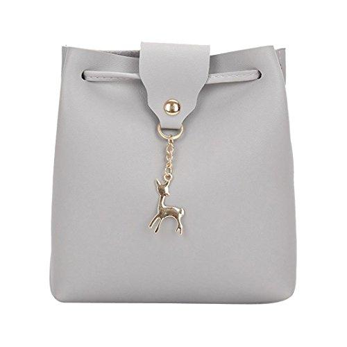 Deer Leather Bag - 5