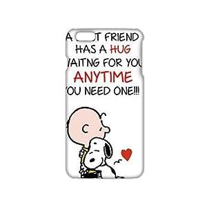 Angl 3D Case Cover Cartoon Cute Snoopy Phone Case for iPhone6 WANGJING JINDA