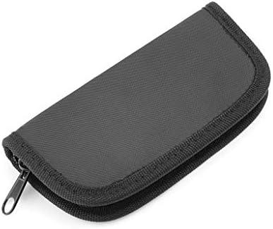 zrshygs Estuche de Dardos de Tela Oxford Accesorios para Juegos de Dardos Estuche de Almacenamiento portátil Dart Flight - Negro: Amazon.es: Hogar