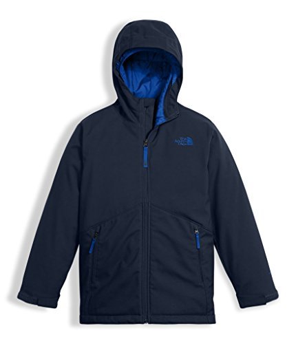 The North Face Boy's Apex Elevation Jacket - Cosmic Blue/Bright Cobalt Blue - L (Past Season)