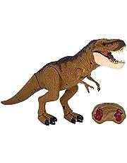 Dino - Dinossauro Radio Controlavel Candide Marrom