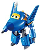 Super Wings - Transforming Jerome Toy Figure | Plane | Bot | 5' Scale