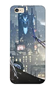 Appearance Snap-on Case Designed For Iphone 6 Plus- Batman Arkham Origins Superhero (best Gifts For Lovers)