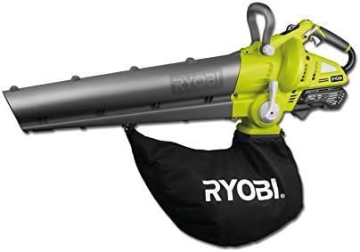 Ryobi RBL30MVB - Aspiradora de hojas eléctrica (30 cm³) [Importado ...