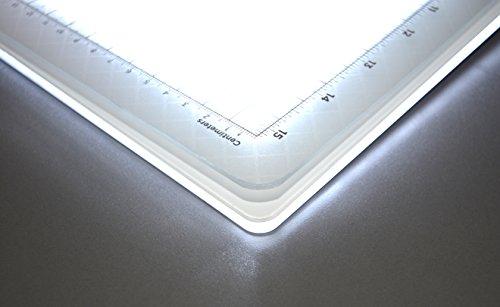 Cutterpillar CPP CCP-Ultra Lighting & Magnifiers 19'' x 26'' x .75'' Multicolor by Cutterpillar (Image #2)