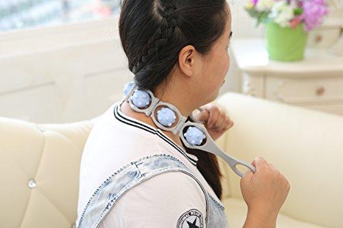 PICOCO Tissue Massage Roller Reflexology
