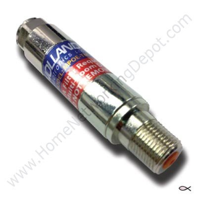Filter, MoCA POE Filter for Cable TV Coaxial Networking ONLY