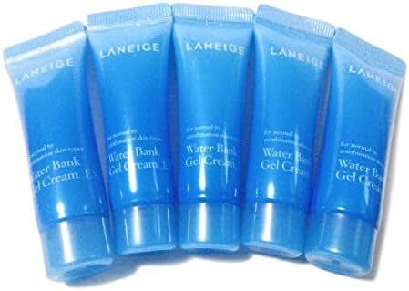 KOREAN Cometics Amore Pacific LANEIGE Water Bank Gel Cream_EX 50ml (10ml * 5pcs)