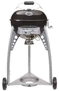 Outdoorchef Delta 480 G - Barbacoa, color negro
