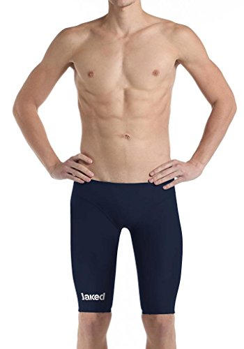 Jaked Men's COMPETITION J11 WATER ZERO TECHNICAL SWIMSUIT 20 Blu Navy