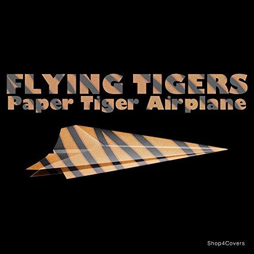 Striped Plane (Airplane Paper Planes)