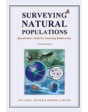 Surveying Natural Populations: Quantitative Tools for Assessing Biodiversity