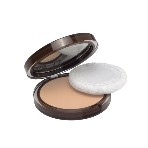 CoverGirl Clean Pressed Powder Creamy Natural (N) 120, 0.39-Ounce Pan (Pack of 2) ()