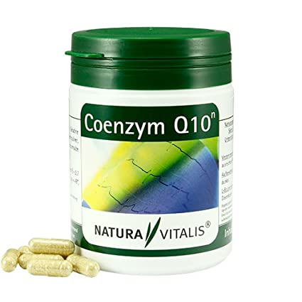 coenzym Q 10 Cápsulas de Natura Vitalis GmbH