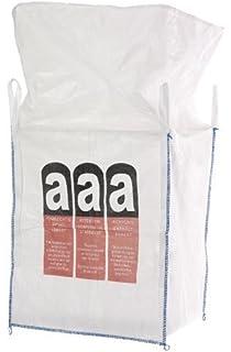 10 Stuck Plattensack Big Bags Asbest 260x125x30cm Swl 1 000kg