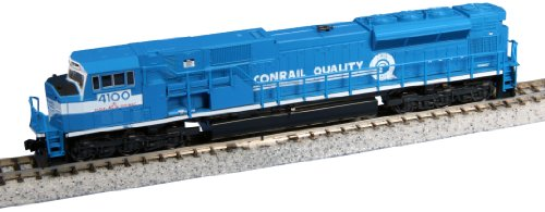 KATO N Scale Diesel Locomotive Conrail CR EMD SD80MAC for sale  Delivered anywhere in USA