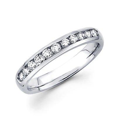 0.41 Ct Diamond Band - 9