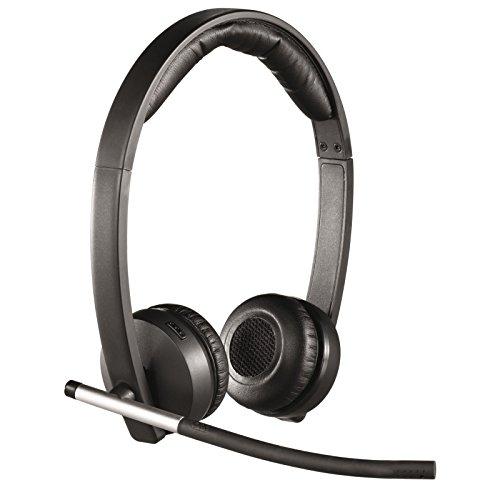 🥇 Logitech H820e Auriculares Inalámbricos