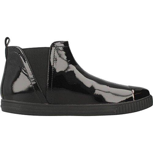 Zapatos Negro D641mf c9999 Geox Mujeres 000ev xYRT0qEw4