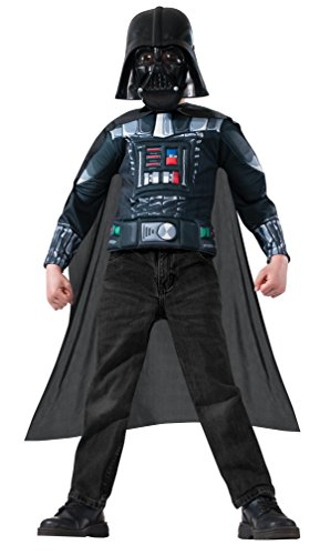 Star Wars Darth Vader Muscle Chest Shirt Set