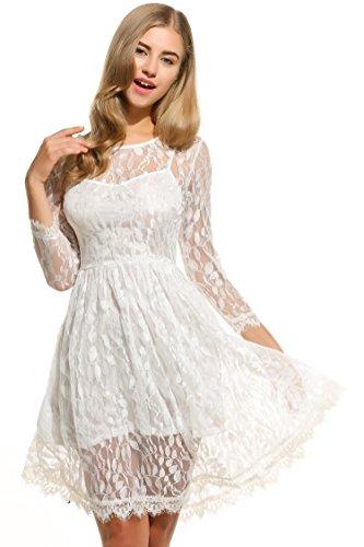 Buy buy short mini wedding dresses - 2
