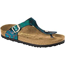 Birkenstock Women's Gizeh Birkibuc Sandals