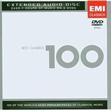 Best Classics 100 (Stereo) (DVD Audio)