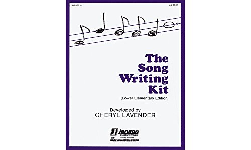 Hal Leonard The Song Writing Kit Book