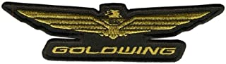 product image for Hot Leathers Honda Goldwing Patch (5 inch width x 1 inch height)