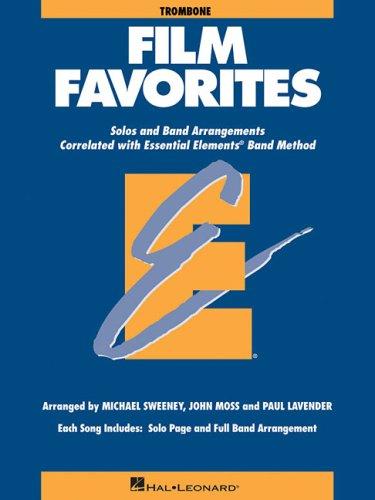 Hal Leonard Movies Trombone - 4