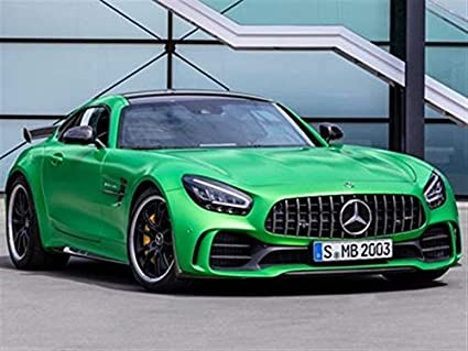 Amg Gt R >> Amazon Com Mercedes Benz Amg Gt R 2020 Poster 18 X 24