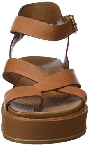 Gladiator Coconut 8723 12058623 Beige Sandals Women Inuovo T0q6w1xvg