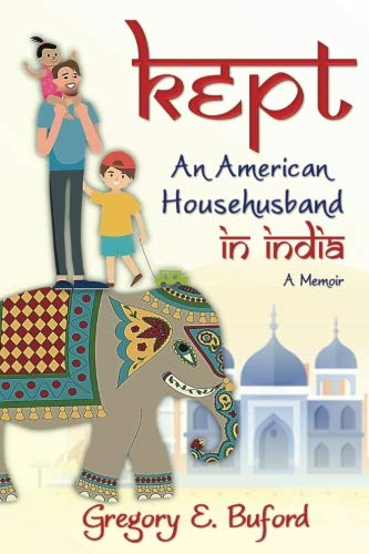 Kept: An American Househusband in India (Patio Chairs Bright)