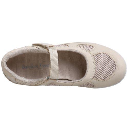 Drew Shoe Mujeres Delite Mary Jane Bone Combo