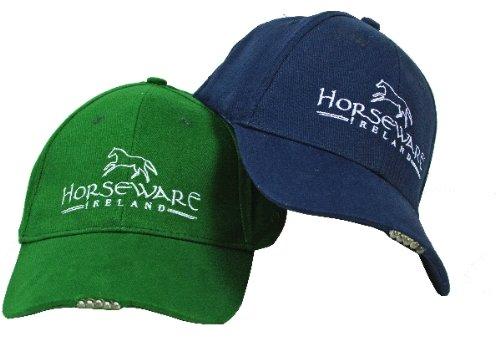 Horseware LED Baseball Cap - Green