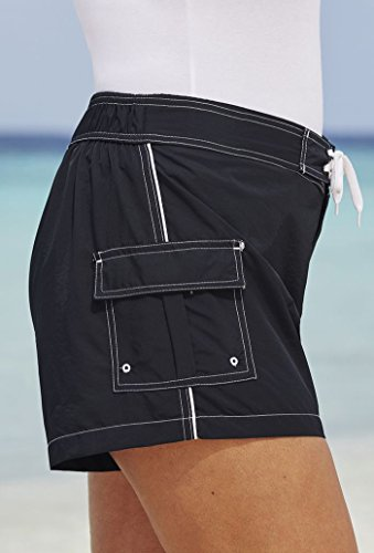 swimsuitsforall Women's Nylon Board Short