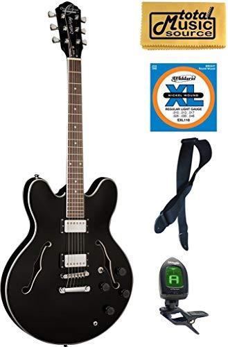 Oscar Schmidt Delta Blues Semi Hollow Guitar
