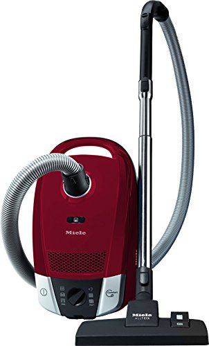 Miele Compact C2 3.5-Litre Vacuum Cleaner (Autumn Red)